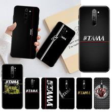 CUTEWANAN Drum kit brand TAMA Newly Arrived Black Cell Phone Case for Redmi Note 8 8A 8T 7 6 6A 5 5A 4 4X 4A Go Pro tama mrm7a page 7