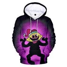 Friday Night Funkin 3D Fashion Fall Winer Suit Hoodies Sportswear Hooded Youthful Teenage Coats Punk Style Women/Men Hoodies Pop