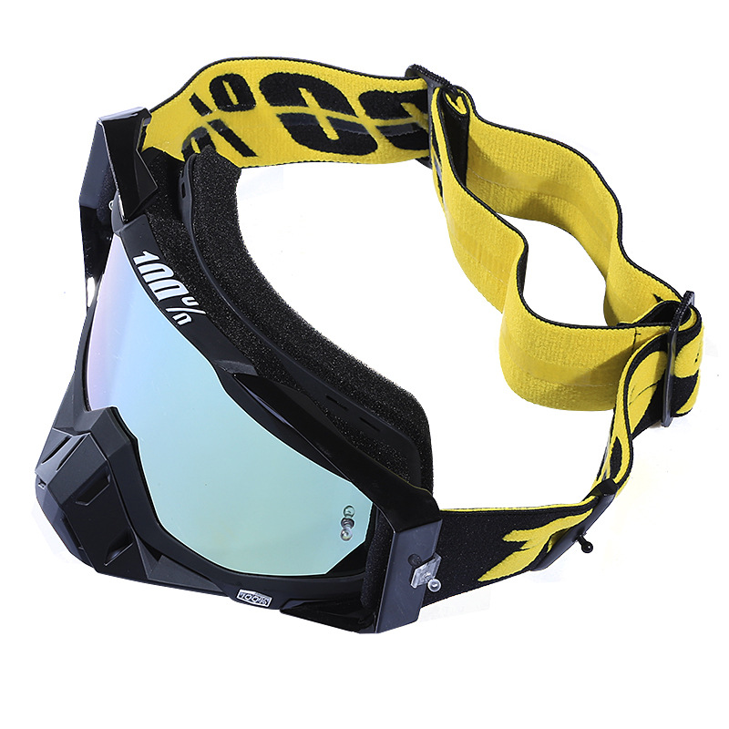 America Hundred Percent Off-road Goggles Riding Eye-protection Goggles Off-road Helmet Goggles Motorcycle Race Car Goggles