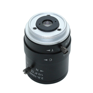 """Image 2 - 3MP HD 2.8 12 ミリメートル cctv レンズ Cs マウント手動焦点 IR 1/2。 7 """"1:1。 4 のためのセキュリティ IP カメラ"""