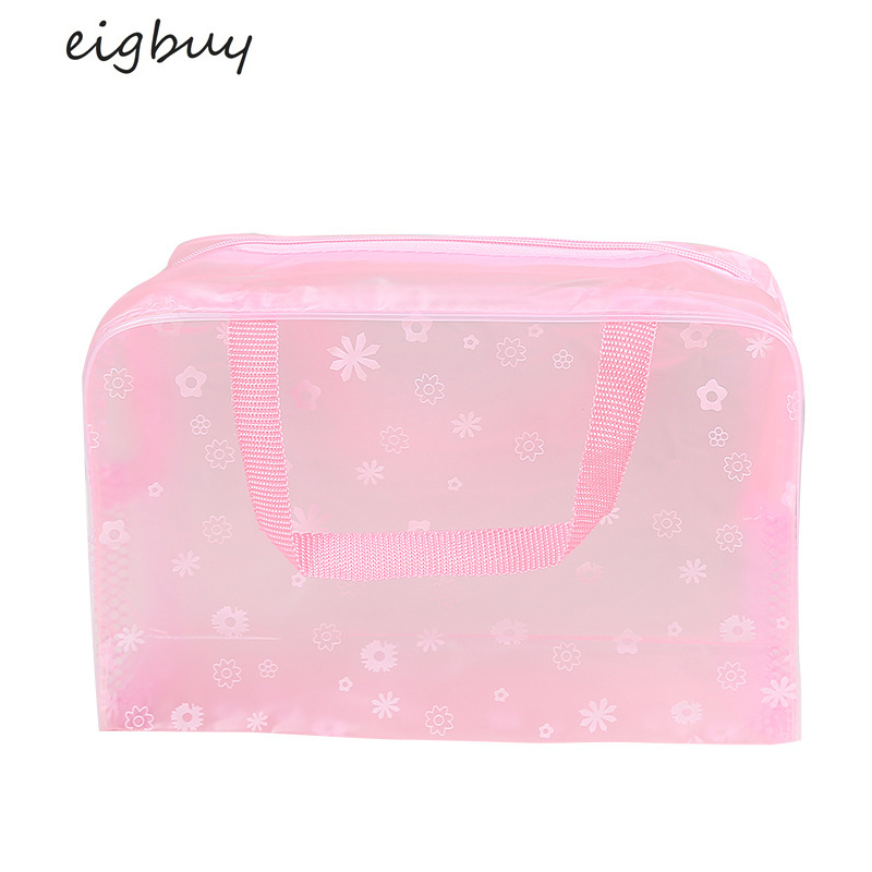 Portable Makeup Cosmetic Toiletry Travel Wash Toothbrush Pouch Organizer Bag Intimate Accessory