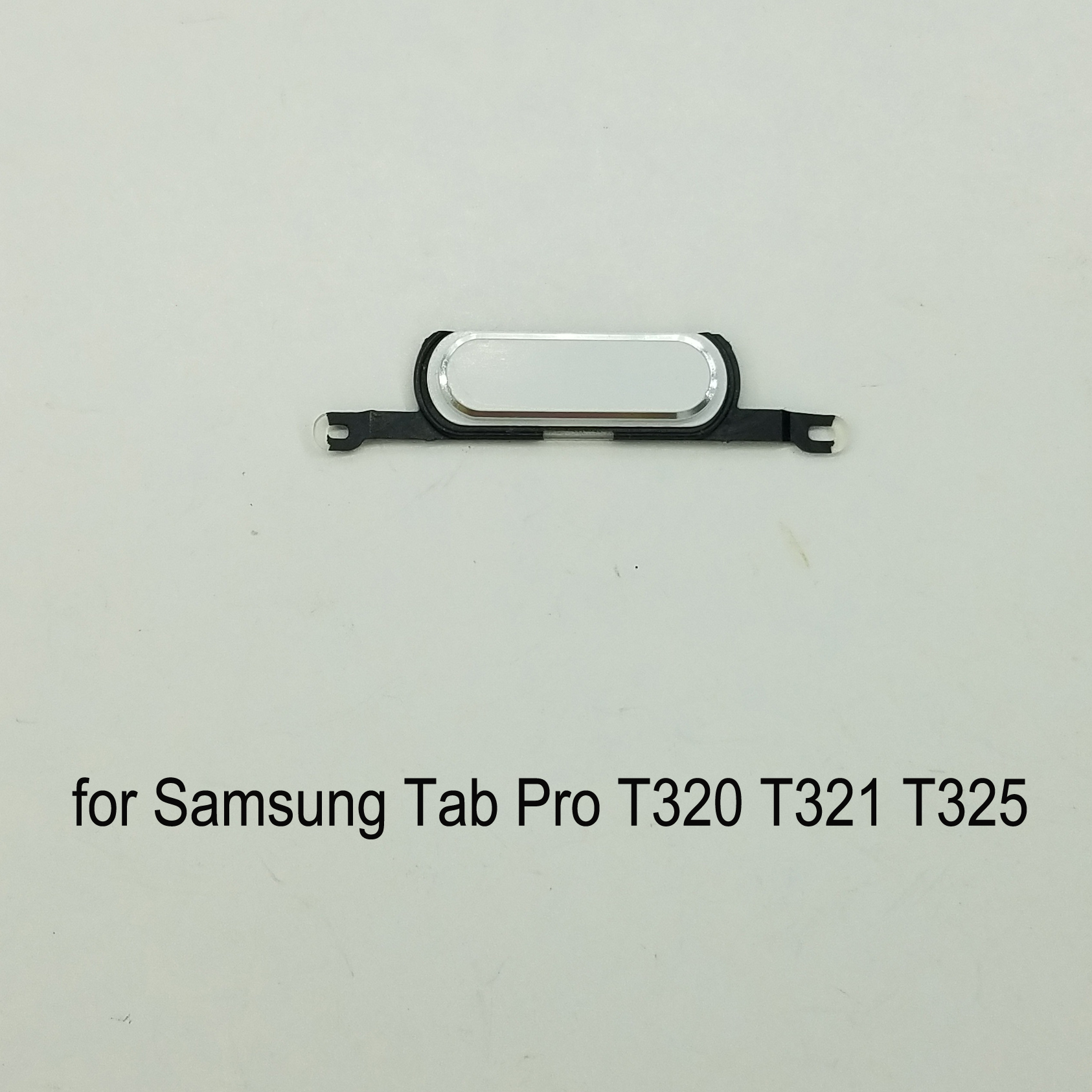 For Samsung Galaxy Tab Pro 8.4 T320 T321 T325 Original Tablet Phone Housing Frame New Home Button Menu Key Black White