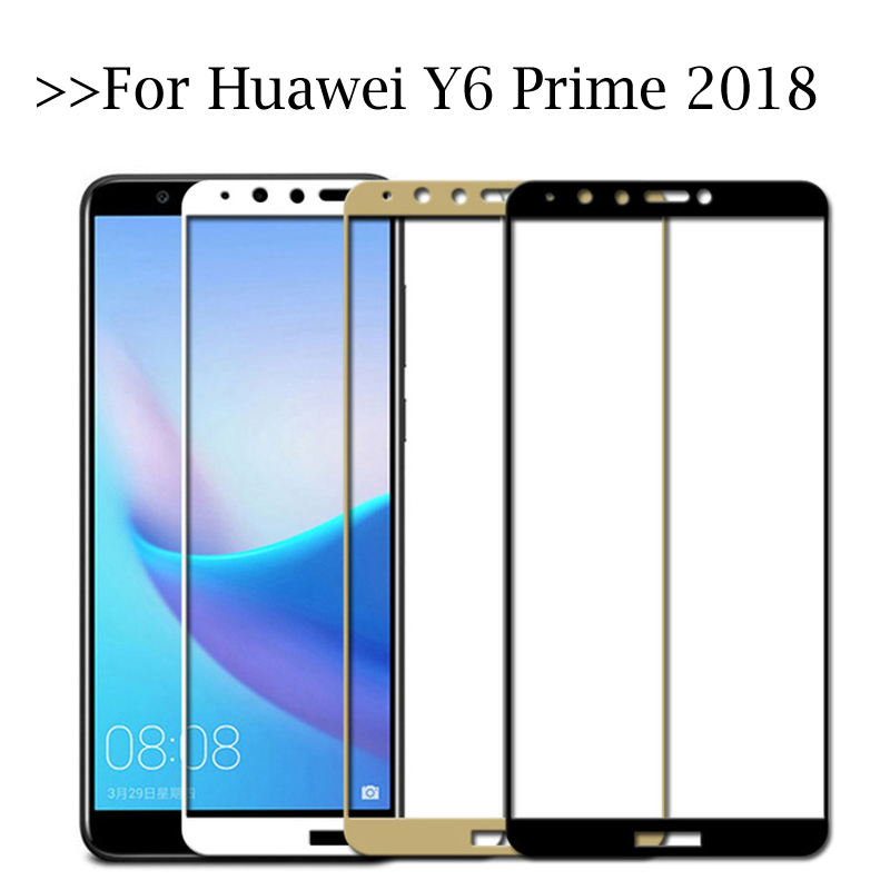 <font><b>Tempered</b></font> <font><b>Glass</b></font> For <font><b>Huawei</b></font> y6 <font><b>prime</b></font> <font><b>2018</b></font> Screen Protector <font><b>y</b></font> <font><b>6</b></font> <font><b>prime</b></font> <font><b>2018</b></font> y6 honor 7a 7c pro Protective <font><b>Glass</b></font> ATU-L31 ATU-L42 Film image