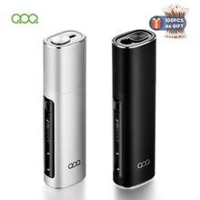Original QOQ Honor Max  Heat Not Burn Device 2400mAh Tobacco Vaporizer Compatible with IQ.OS He.ets Jo.uz Heatsticks
