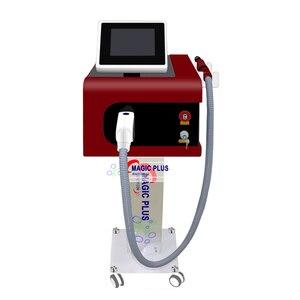 Image 1 - جهاز إزالة الوشم بالليزر المحمولة 1064NM تو مسمار/فطريات الأظافر جهاز ليزر/بيكو ثانية ليزر ماكينة إزالة الوشم