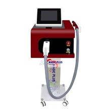 Nd yag レーザーポータブル 1064NM toe のネイル/爪の真菌レーザーデバイス/picosecond レーザー刺青除去機