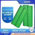100% оригинал SONY VTC5A 3,7 V 2600mAh 18650 литий-ионный аккумулятор для фонарика инструменты для фары игрушки электронная сигарета