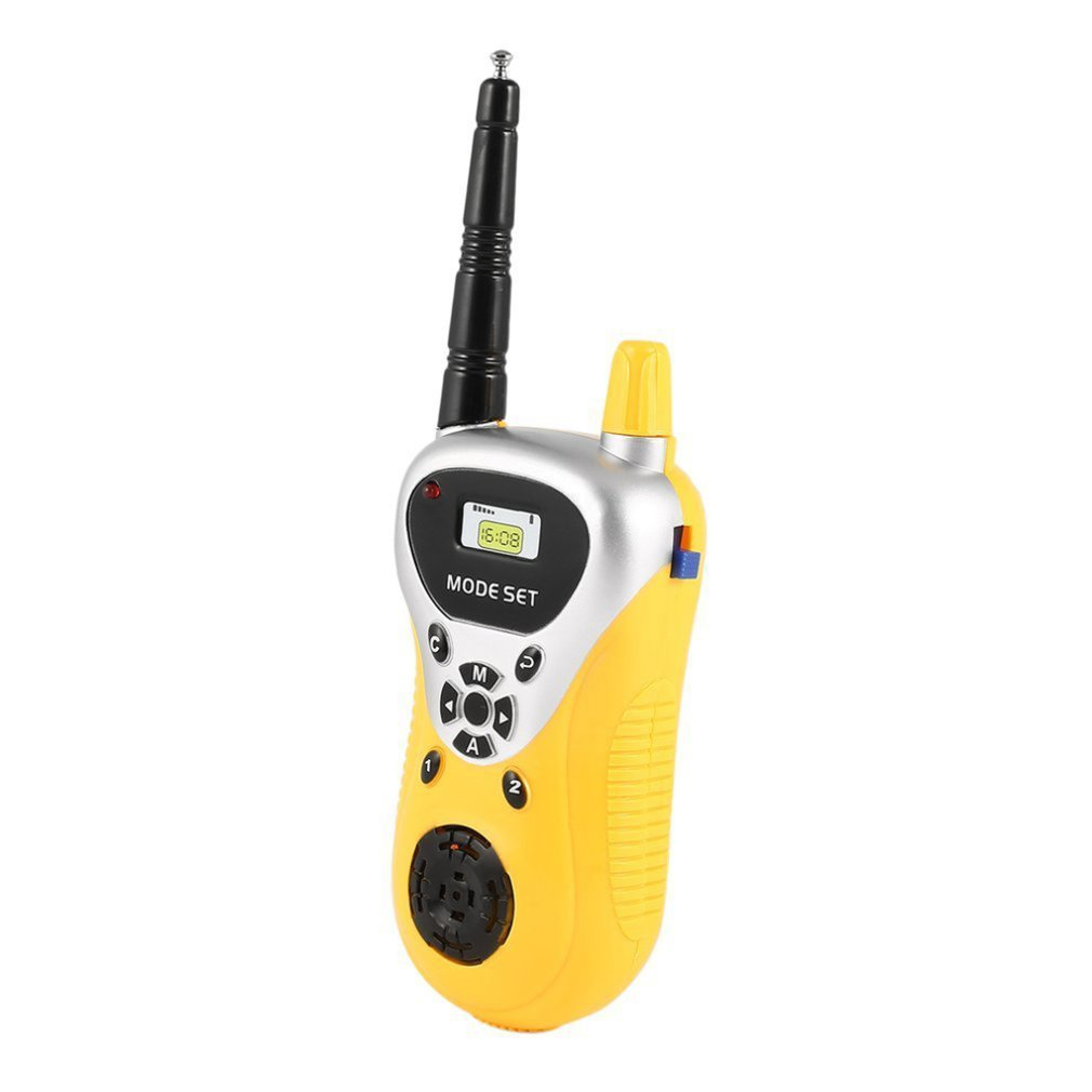 Environmentally Friendly Material Children's Mini Walkie-talkie Wireless Call Parent-child Interactive Room Outdoor Toys