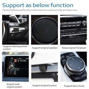 Image 3 - Android 8.0 2 + 32 samochodowy odtwarzacz dvd odtwarzacz Navi dla BMW Z4 E85 E86 2002 ~ 2008 audio stereo HD ekran dotykowy WiFi Bluetooth oryginalny styl