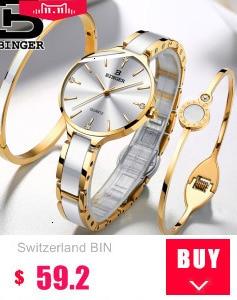 inoxidável montre femme B5002L-2
