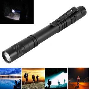 LED Pen Flashlight Pocket-size LED Pen Torch Portable Mutifunction LED penlight super