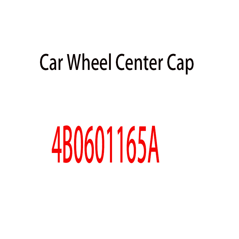 148mm Car Wheel Center Cap Emblem Badge gray For Audi A4 A6 A8 C5 Cars,4B0601165A Car Styling 4pcs/SET(China)