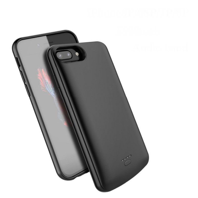 <font><b>Battery</b></font> Charge <font><b>Case</b></font> For <font><b>iPhone</b></font> 5 <font><b>5S</b></font> SE 6 6s 7 8 X XS MAX XR Powerbank <font><b>Case</b></font> For <font><b>iPhone</b></font> 8 7 6 6s plus <font><b>Battery</b></font> <font><b>Case</b></font> Cover Audio image