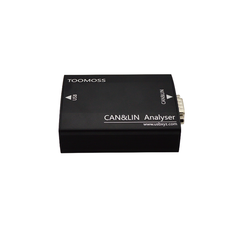 USB To Dual Channel CAN LIN K Bus Analyzer Adapter Data Monitoring Packet Capture Protocol Analysis