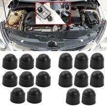 Tapa Protectora de tornillo de puerta de coche, accesorios de coche para Citroën c4 c3 c5 berlingo c4 picasso para Honda civic fit crv accord