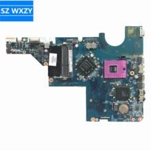 Hoge Kwaliteit Voor Hp G42 CQ42 G62 CQ62 Laptop Moederbord DDR3 GL40 605140-001 DA0AX3MB6C2 Moederbord 100% Getest Snelle schip