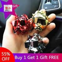 Beliebte Bulldog Auto Parfüm Duft Clip Auto Vent Lufterfrischer Duft Parfum Bulldog Diffusor Auto Decor