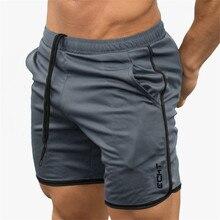 Fitness running shorts men's sports shorts training gym sports shorts jogger shorts