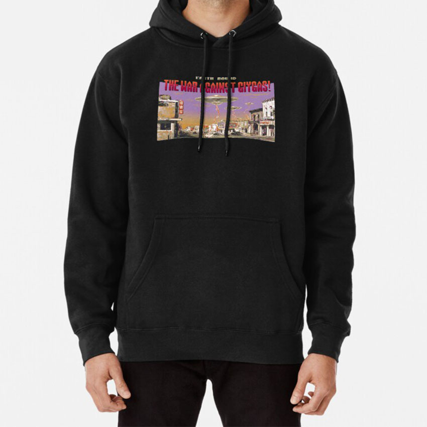 The War Against Giygas Hoodie Earthbound Snes Video Games Mother 2 Mother Super Smash Bros Ness Ninten Lucas Mother 3