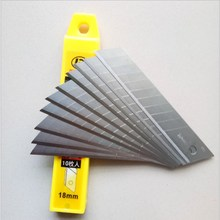 Art knife cutting paper blade wallpaper blade sharp art knife blade coil cutting knife and blade