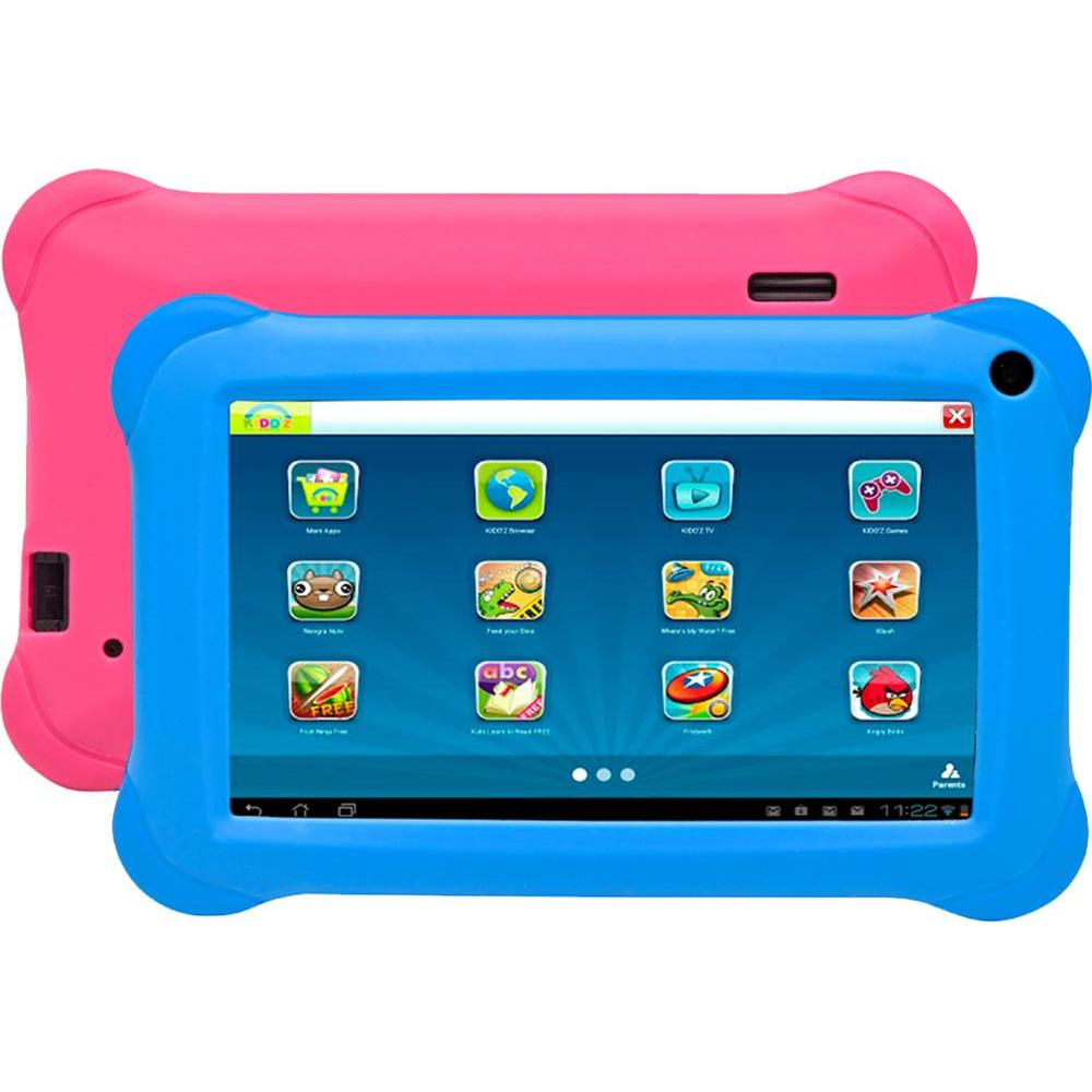 DENVER TAQ-90072 Children 'S Tablet 9 Inch Android 8.1 Quad Core 8 GB 1 GB RAM Front Camera Battery 3500 MAh