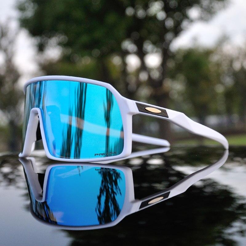 Brand New Polarized Cycling Glasses Mountain Bike Cycling Goggles Men Cycling Eyewear Outdoor Sports Cycling Sunglasses
