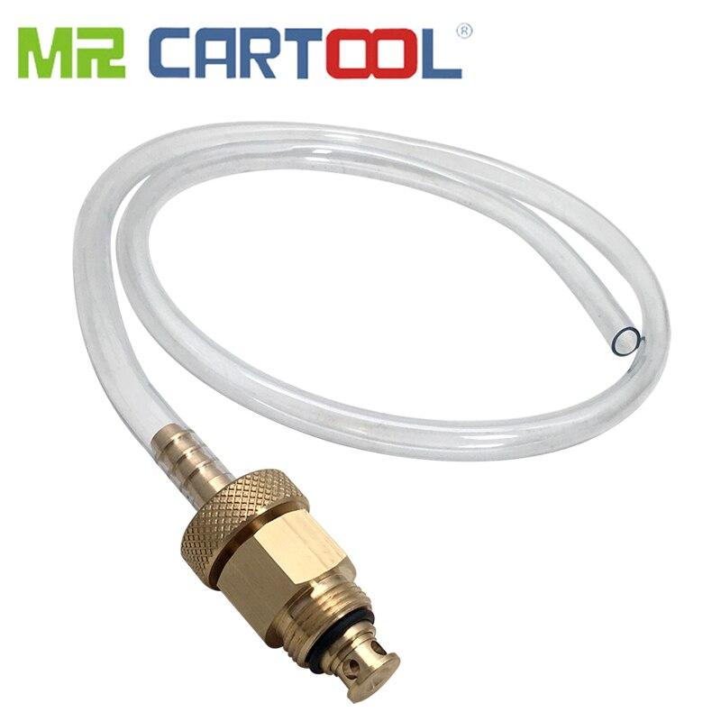 MR CARTOOL Oil Filter Drain Hose Tool Oil Filter Release Hose For Toyota, Lexus, Scion 2.5L - 5.7L Engines