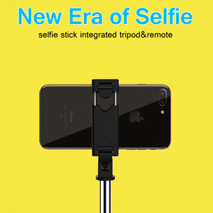 Image 3 - Remote Extendable Mini Tripod Wireless Bluetooth Selfie Stick for iphone/Android/Huawei 3 in 1Foldable Handheld Monopod Shutter
