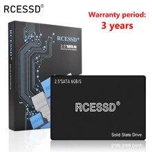 RCESSD Plastic 2.5 SATAIII 3 120GB 240GB 480GB 512GB 1TB 2TB Internal Solid State HDD Hard Drive Disk laptop Desktop PC