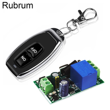 Remote-Control-Switch Module Rf-Realy-Transmitter 1ch-Relay-Receiver 433-Mhz 220V Wireless