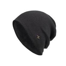 Мужская зимняя шапка, вязаные шерстяные шапочки, мужские хип-хоп шапки, шапки, Балаклавы, шапки для женщин, gorros#3