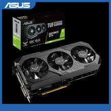 Asus TUF3-GTX1660-O6G-GAMING placa gráfica nvidia®Geforce gtx 1660 gddr5 6gb dvi dp placa de vídeo