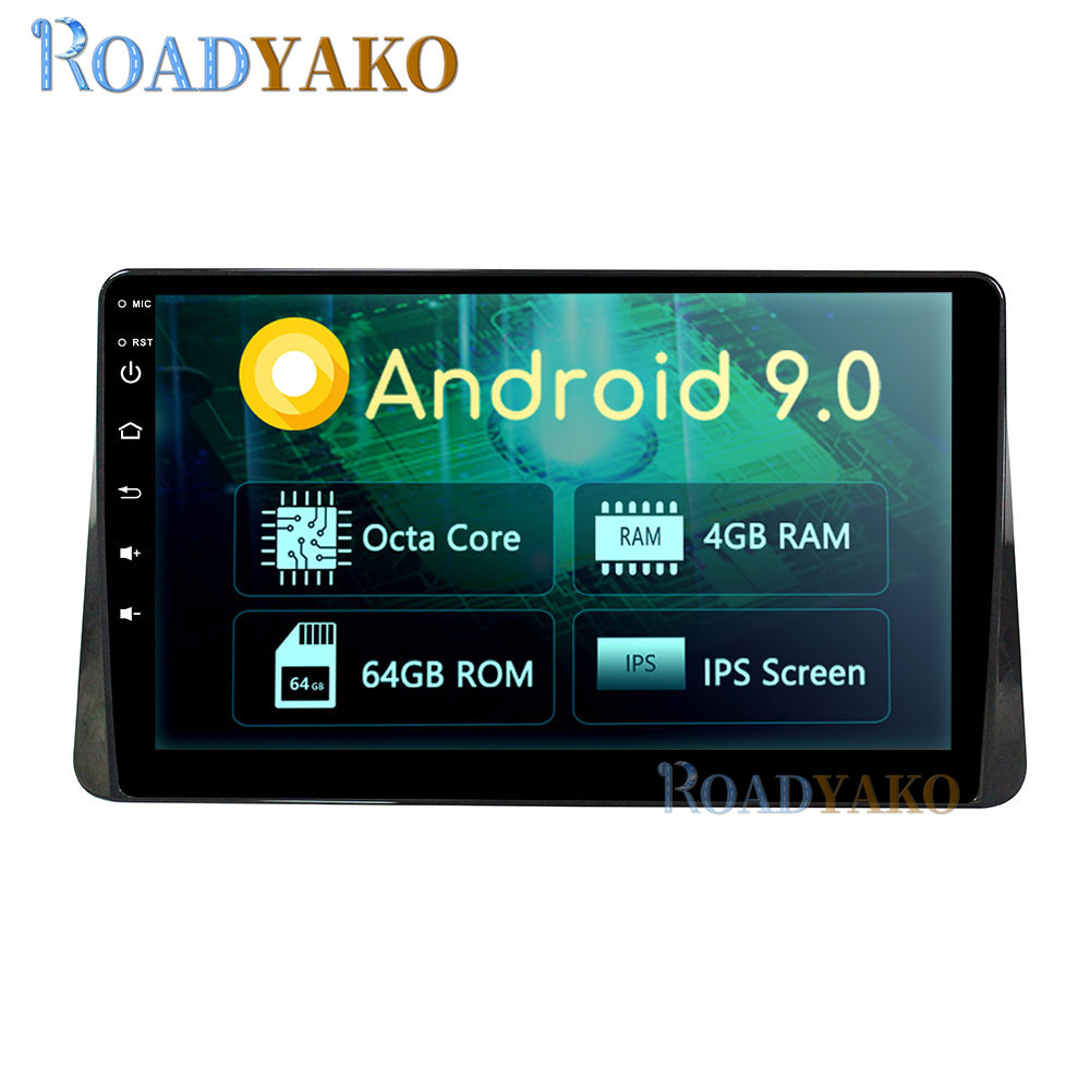 10.1 ''Android Auto Radio Multimedia Video player Für Nissan Qashqai 2016-2019 Stereo GPS Navigation Auto Rahmen <font><b>2</b></font> <font><b>din</b></font> <font><b>Autoradio</b></font> image