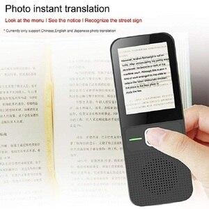 Image 4 - Yeni yükseltme 137 dil çevirmeni akıllı çevirmen T10 çevrimdışı çevirici gerçek zamanlı dil çevirmen taşınabilir Traduttore