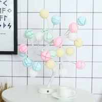 Christmas Decoration Lights Spherical Lights Roses Gifts Wedding Party Decorations Night Lights