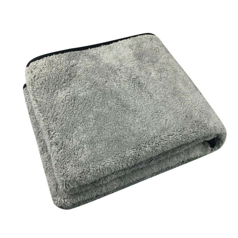 Car Cleaning Towel Fast Drying Super-absorbent Microfiber Towel Thicken Soft Edging Vehicle Washing Cloth Car Corner Detail Care