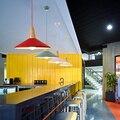 Подвесной светильник для ресторана  креативный макарун  кофейня  маленький офис  современный простой промышленный подвесной светильник  со...