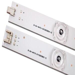 "Image 2 - 98 Cm Led Backlight Lamp Strip 9 Leds Voor Lg 47 ""Tv Innotek Drt 3.0 47"" 47LB6300 47GB6500 47LB652V 47lb650v LC470DUH 47LB5610"