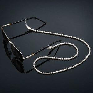 Image 5 - Colour_Max cadena para anteojos para mujer, gafas de lectura, soporte para lentes, cordones de correa, retenedor de gafas para mujer