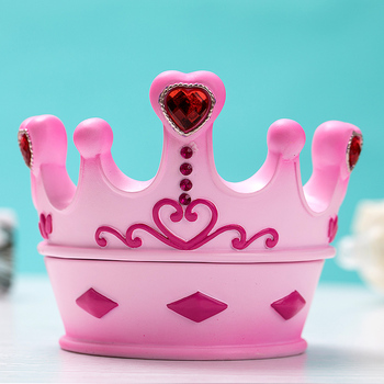 светильники trousselier настольный 30 см princess fairy Creative deciduous teeth box girl teeth collection commemorative box children's tooth fairy box princess crown deciduous teeth p