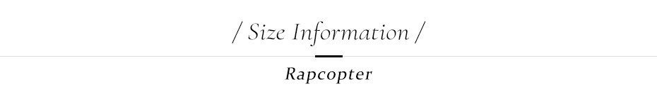 1 size information