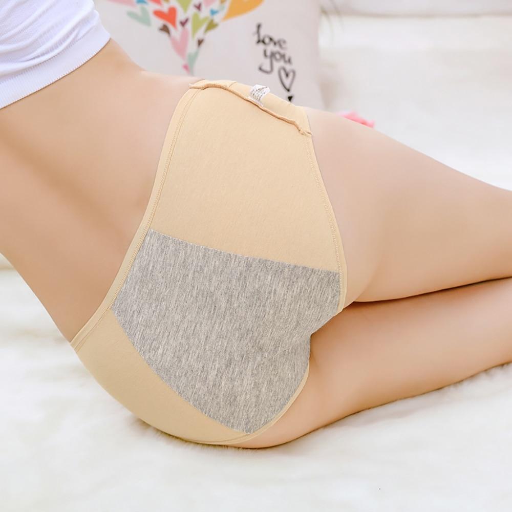 Feminine Hygiene Menstrual Period Panties Leak Proof Women Menstrual Panties Physiological Pants Female Warm Cotton Briefs