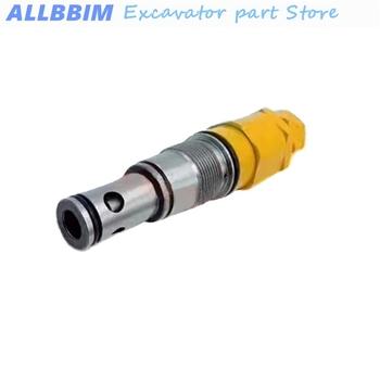 Dla KOBELCO SK120 200-2-3-5-6 230-6E zawór rozdzielający główny pomocniczy zawór nadmiarowy zawór rozładowujący ciśnieniowy zawór nadmiarowy zawór nadmiarowy pistolet tanie i dobre opinie ALLBBIN CN (pochodzenie) 30inch Chromowa stylizacja 0 5kg For KOBELCO SK120 200-2-3-5-6 230-6E 10inch Iso9000