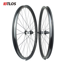 34mm inner width 29er Asymmetric carbon light wheels mtb wheelset tubeless Mountain bicycle 2 warranty - WM-i34A-9
