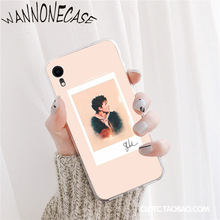 Fondos shawn mendes TPU Soft Silicone Phone Case For iPhone 8 7 6 6S Plus X XS MAX 5 5S SE XR 11 11pro promax Mobile Cases best friend couple pattern pattern tpu soft phone case for iphone 8 7 6 6s plus x xs max 5 5s se xr 11 11pro promax mobile cases
