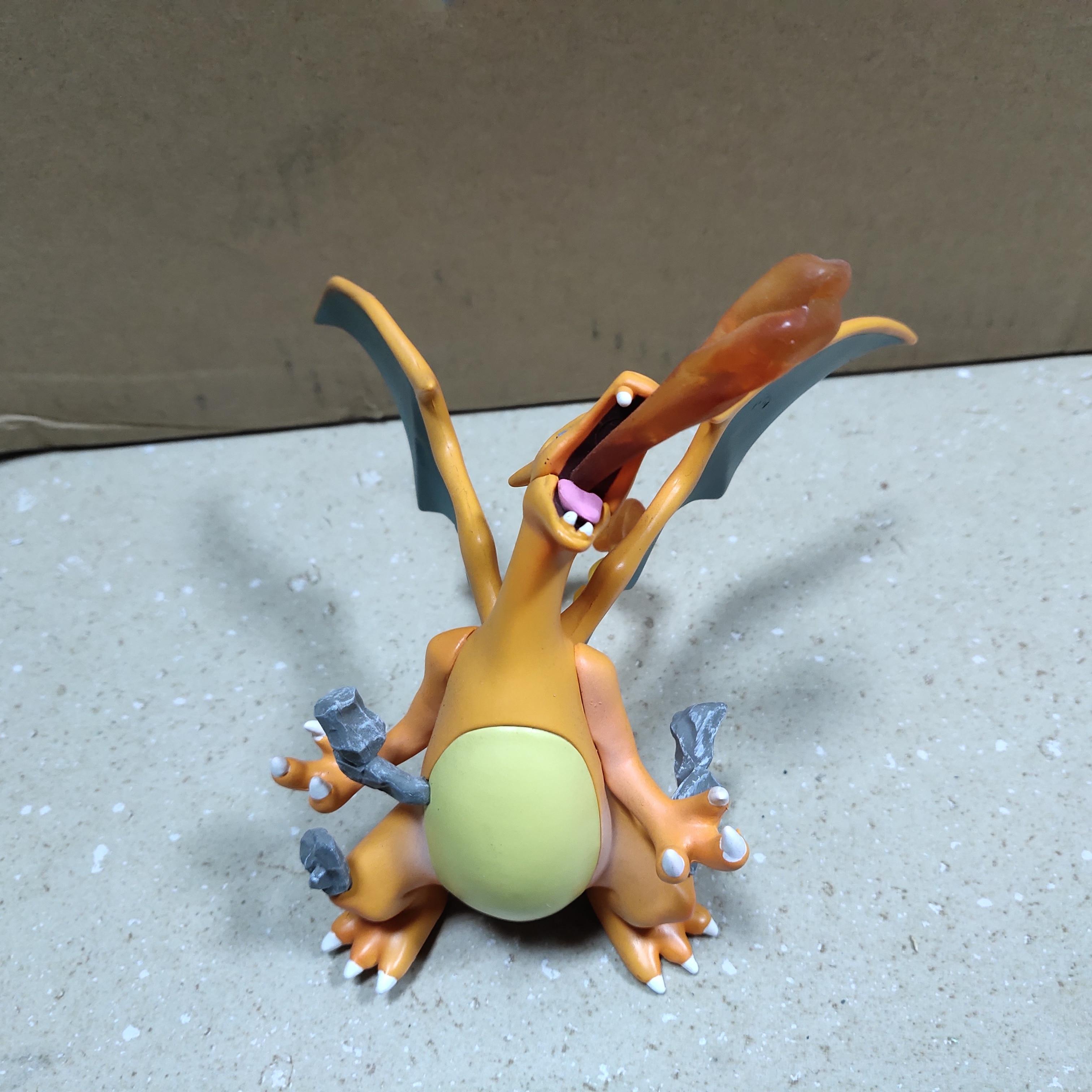Pokemon Charizard PVC Action Figure Toy 120mm Anime Pokemon Game Charizard Figurine Toys Diorama