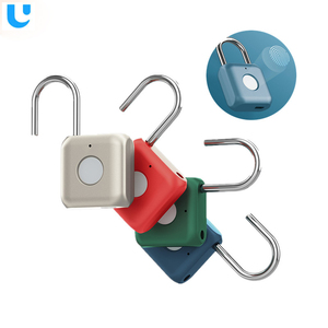 Youdian YD Intelligent Fingerprint Lock Padlock Kitty Hardcore Technology Fingerprint Open Smart miHome Travel Office Safe(China)