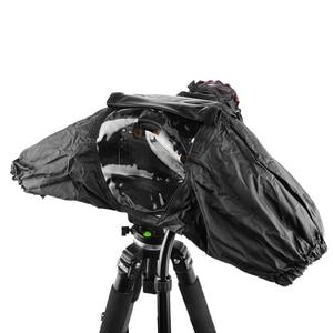 Image 4 - Protector Camera Rain Covers Rainproof Waterproof Coat Bag Professional Dustproof for Canon/Nikon/Pendax/Sony DSLR SLR
