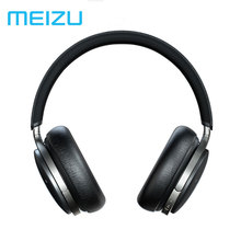 Meizu hd60 หูฟังไร้สายบลูทูธ 5.0 ประเภท C ชาร์จ 40 มม.CVC หูฟังตัดเสียงรบกวน TOUCH Apt  X หูฟัง