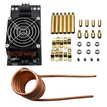 Heating-Board Induction Tesla Finished-Product 1000W with Coil-Cooling-Fan 12-36v/20a